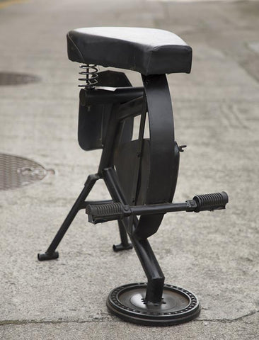 Bullet Bar Stool - HomeStreetHome.ie