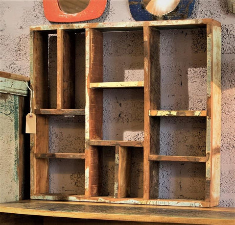 Deconstructed Wall Shelves - HomeStreetHome.ie