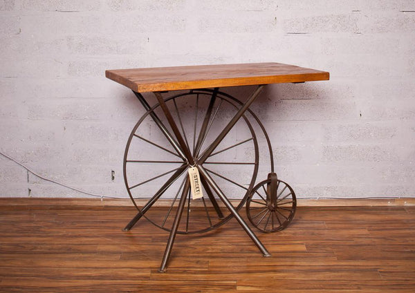 Single Penny Farthing Console Table - HomeStreetHome.ie