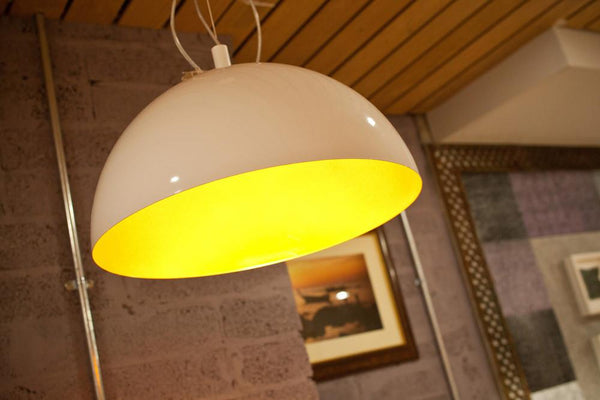 Large 'Hemisphere' Pendant Ceiling Light - HomeStreetHome.ie