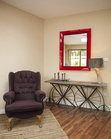 Double 'Penny Farthing' Console Table - HomeStreetHome.ie