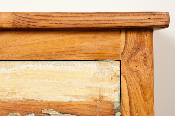 Chest of Drawers Reclaimed Wood Dresser - HomeStreetHome.ie