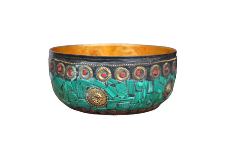 Mosaic Bowl Tealight Holder - HomeStreetHome.ie