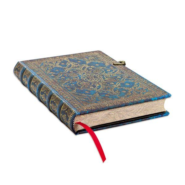 hardcover Notebook Lined Azur