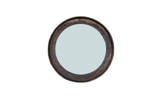 Porthole Mirror - HomeStreetHome.ie