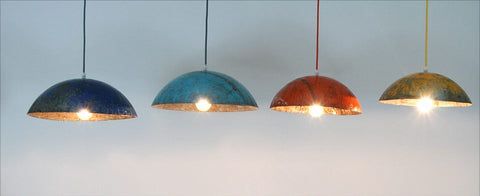 Funky Industrial Pendant Lighting