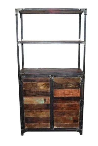 Saloon Storage & Display Cabinet - HomeStreetHome.ie