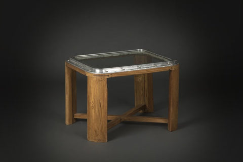 Ship Port Window Coffee Table