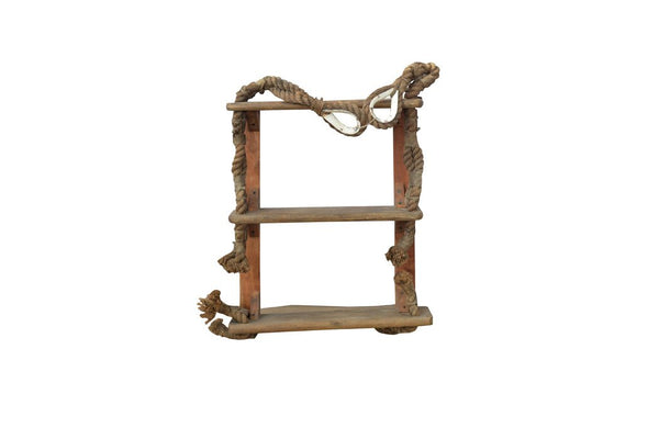 Antique Ship Ladder Shelves - HomeStreetHome.ie