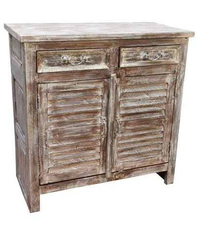 Shutter Cabinet Sideboard - HomeStreetHome.ie