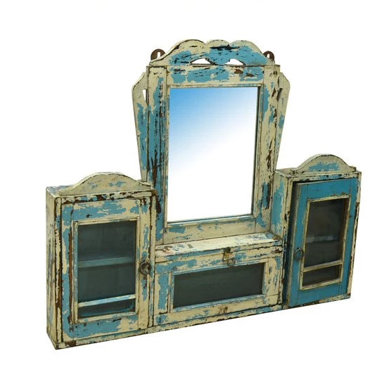 Sky Mirror Hanging Wall Cabinet - HomeStreetHome.ie