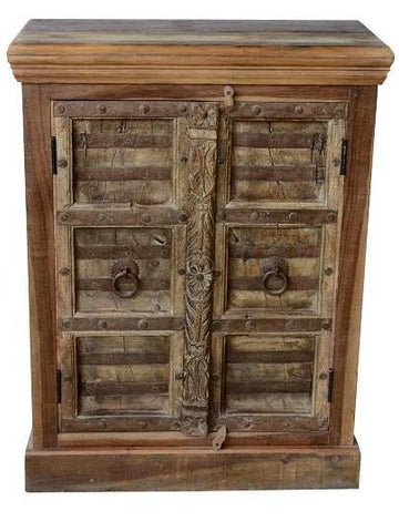 Small Sideboard Cabinet with antique doors HomestreethomeD6W