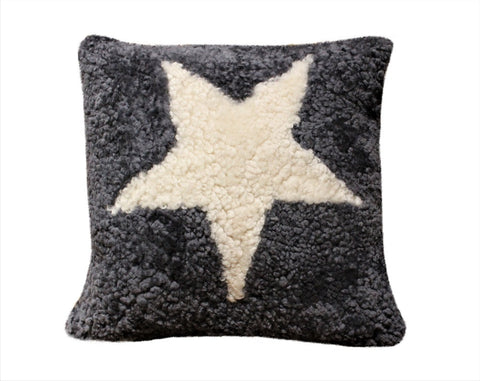 Star Cushion - HomeStreetHome.ie