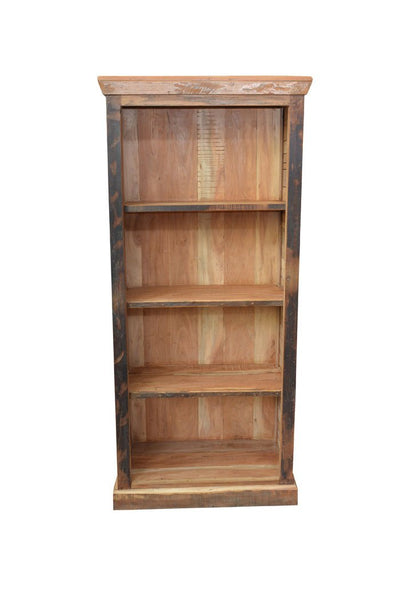 Freestanding Wooden Bookcase - HomeStreetHome.ie
