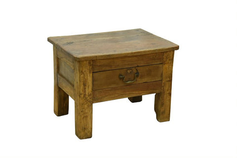 Original Small Teak Writers Desk / Coffee Table - HomeStreetHome.ie