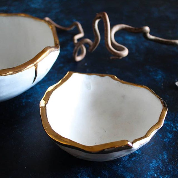Dipping Tasting Bowls by Ceramic Artist Ruth Power - HomeStreetHome.ie