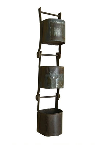 Water Mill Metal Planters - HomeStreetHome.ie