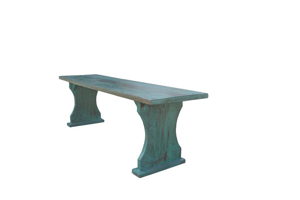 Bench Reclaimed Teak - HomeStreetHome.ie