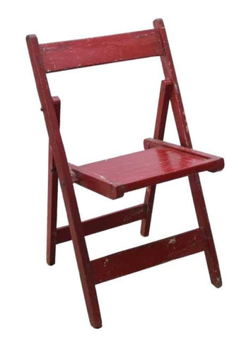 Wooden Folding Chairs - HomeStreetHome.ie