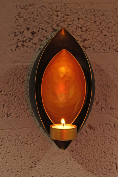 Wall Hanging Tea-light Candle Holder - HomeStreetHome.ie
