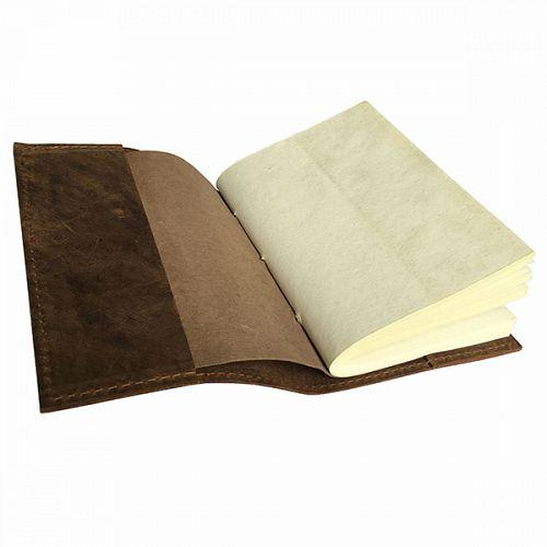 Leather Notebook - HomeStreetHome.ie