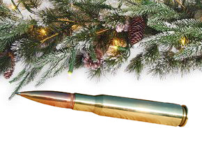 .50 cal BMG Retractable and Refillable Bullet Pen - Personalized Bullet Pen