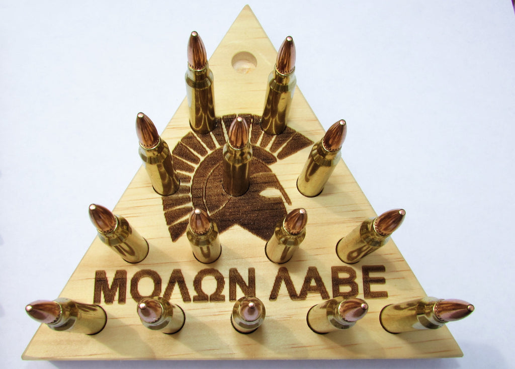 MOLON LABE GAME PERSONALIZED