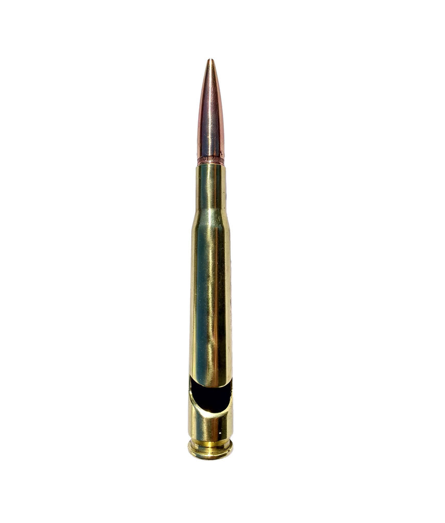50 bmg Bullet Bottle Opener - Brass Honcho