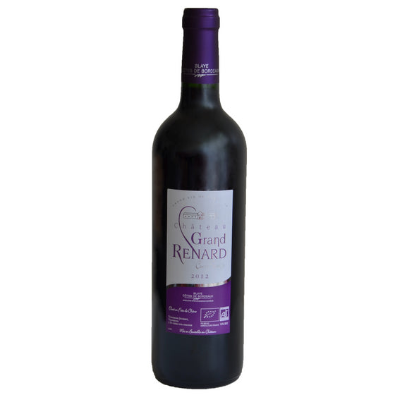 Chateau Grand Renard Rouge Prestige 2015