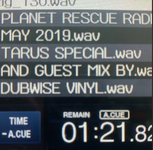 Planet Rescue Radio with Dubwise Vinyl Guest Mix