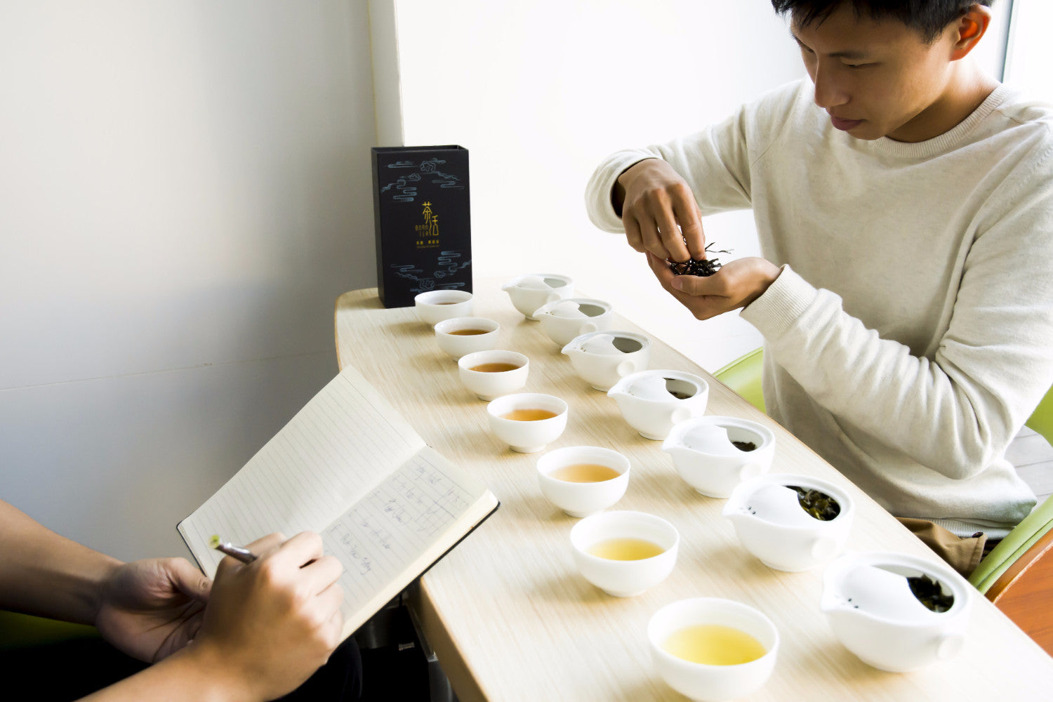 tasted many teas to find the best for you
