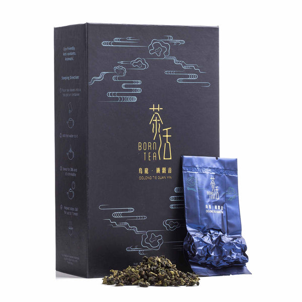 Chinese Oolong Tea - Tie Guan Yin