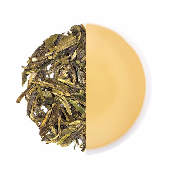 Traditional Hot-brew - Green Tea - Dragon Well (Longjing) Tea