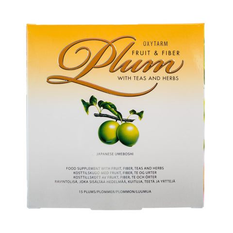Oxytarm Fruit & Fibre Plum