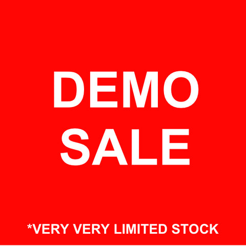 DEMO SALE-Collection only