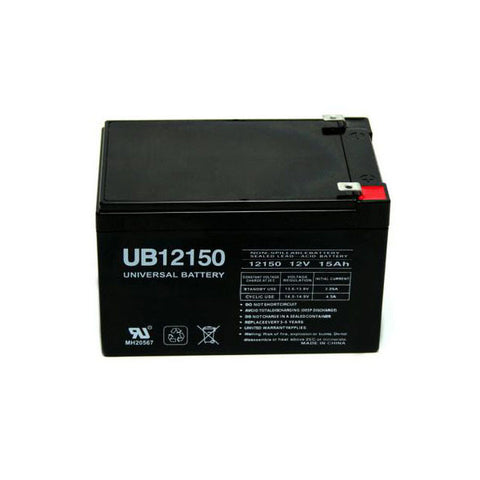 12V15Ah battery (BAT475)
