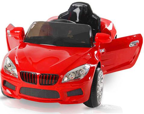 DEMO of 3 Series kids ride on car