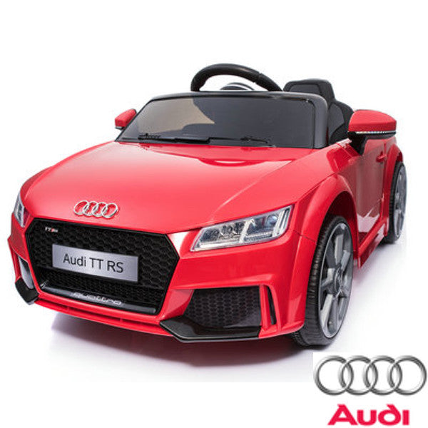 Audi TT ride on car