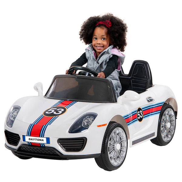 12V Porsche 918 racer replica kids electric ride on car