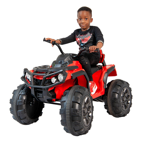 Monster Kids Quad