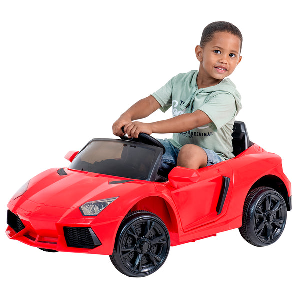 12V Sporty Lambo kids electric ride on car
