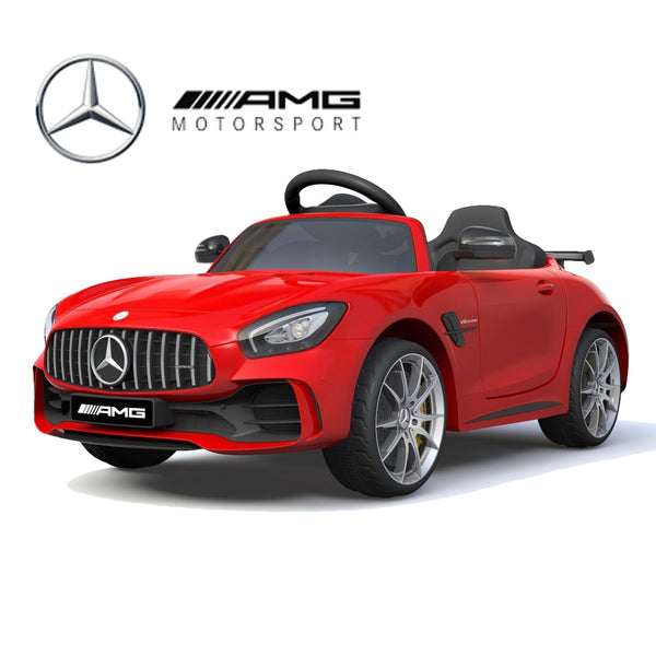 DEMO -12V Mercedes GTR Kids ride on car - Collect ONLY
