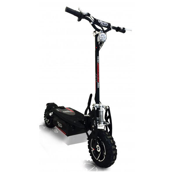 The Ultimate Uber scoot 1600 Watt 48V electric scooter