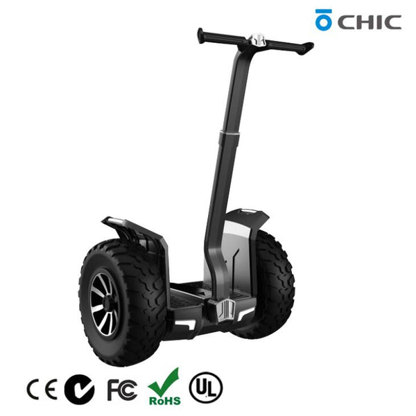 Chic Offroad Personal Transporter
