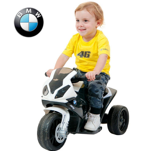 DEMO BMW Mini Superbike RR1000 motorised kids ride on- black