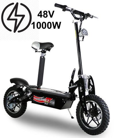 Volt 48V 1000W electric scooter