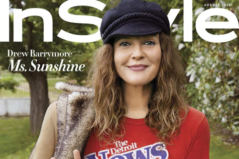DREW BARRYMORE'S HOMEMADE INSTYLE COVER