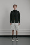 Utility Short | Lab White Ventile