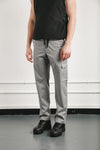 Utility Trouser | Grey Repellent Wool