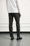 Station Trouser | Black Dress Mohair